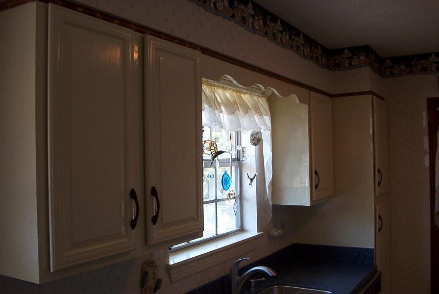Kitchen Cabinet Laminate Refacing laminate cabinet doors refacing Cabinet Refacing After 1