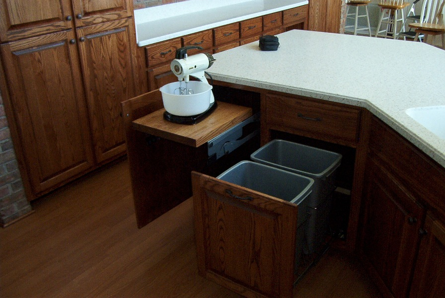 Beau Cabinet Refacing Mixer Lift